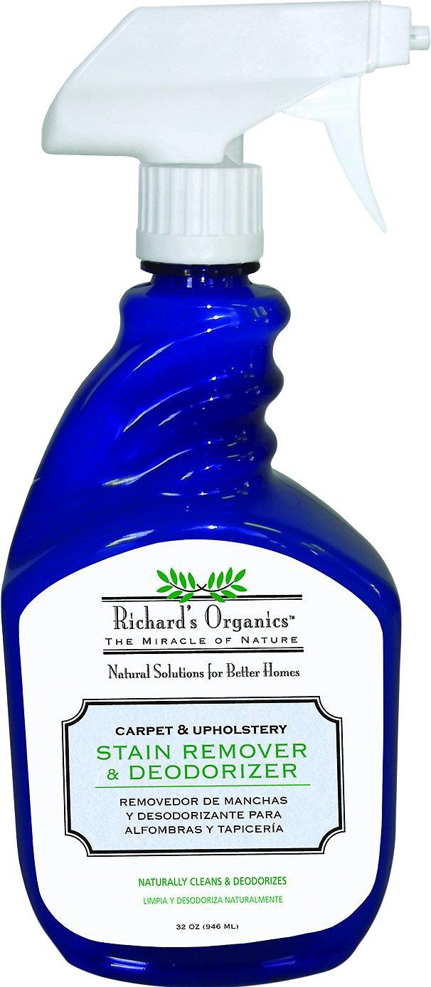 Richard's Organics Stain Remover & Deodorizer, 32-oz bottle