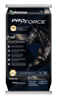Nutrena ProForce Fuel Horse Feed, 50-lb