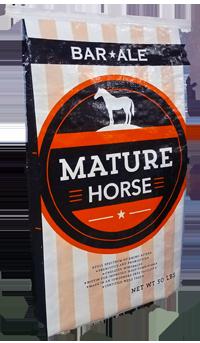 Bar ALE Esteem Mature Horse Feed, 50-lb (Size: 50-lb) Image