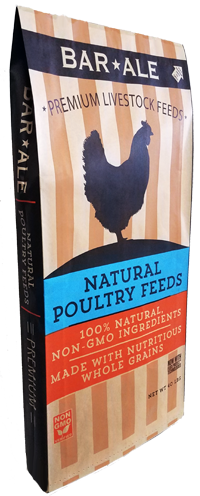 Bar ALE 16% Ultimate Layer Pak Crumble Non-GMO Poultry Feed, 40-lb (Size: 40-lb) Image