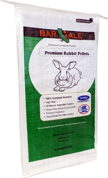 Bar ALE Rabbit Mini-Pellet Rabbit Food Image