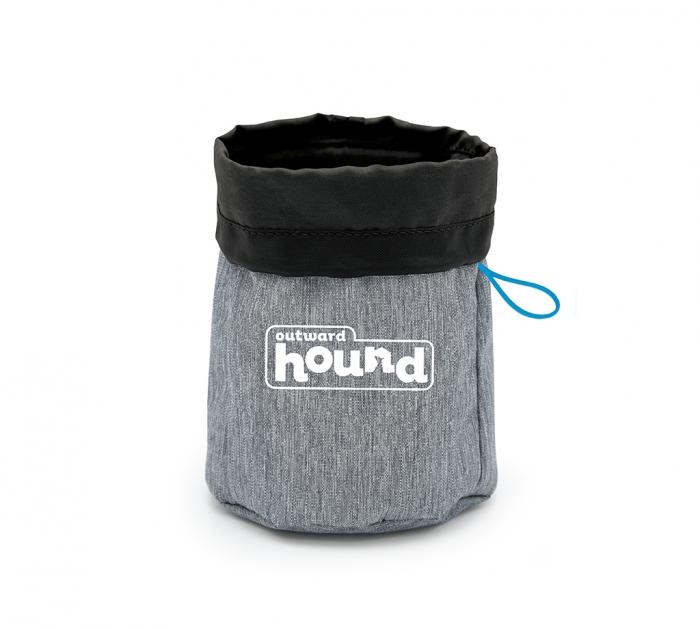 Outward Hound Treat Dog Tote, Grey