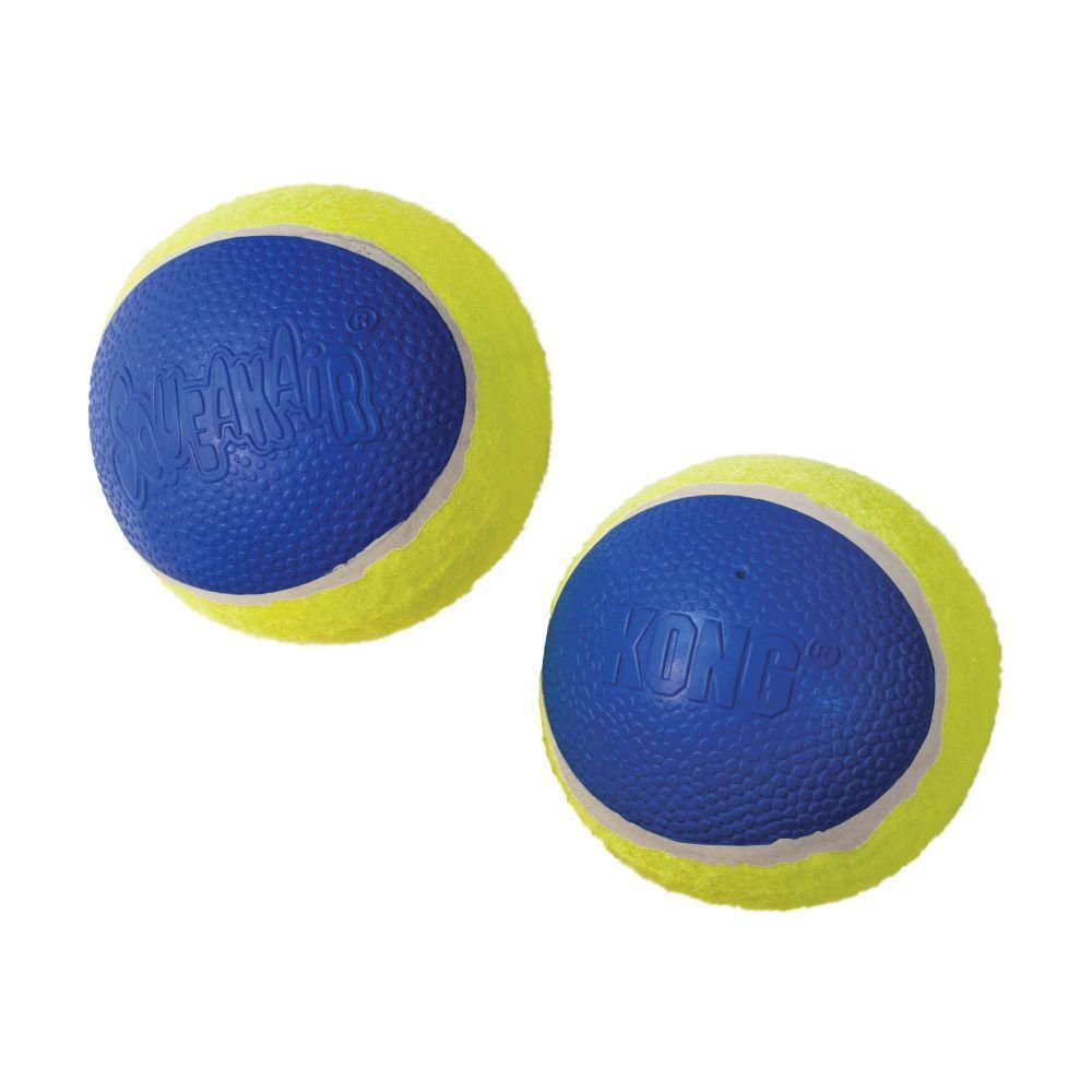 KONG SqueakAir Ultra Balls Dog Toy, Medium