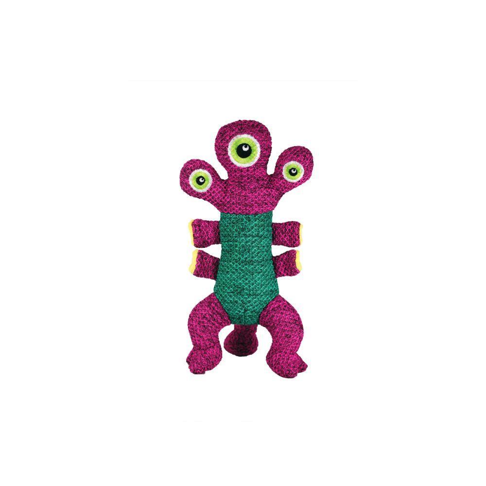 KONG Woozles Dog Toy, Pink