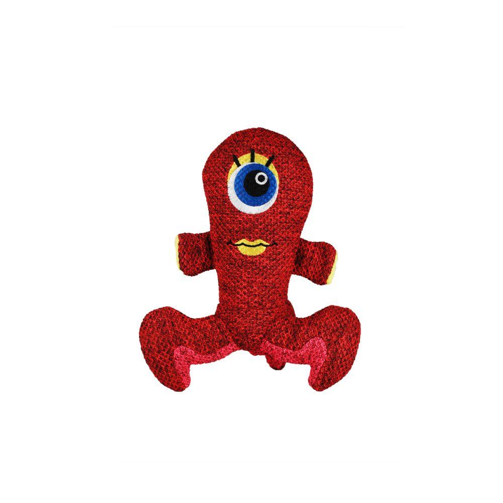 KONG Woozles Dog Toy, Red