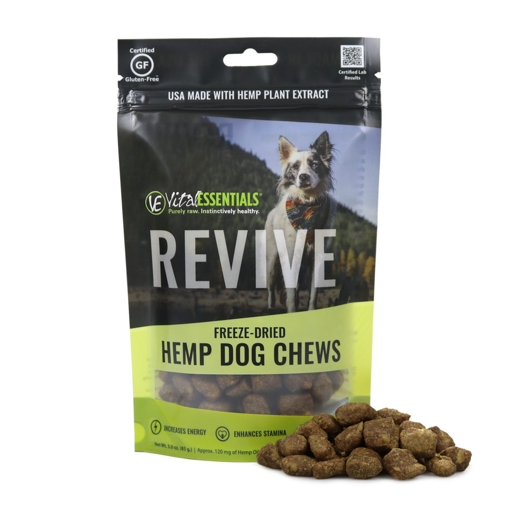 Vital Essentials REVIVE Custom Spectrum Chew for Dogs, 3-oz (Size: 3-oz) Image
