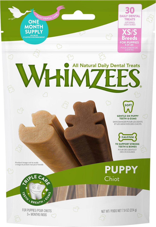 WHIMZEES Puppy Dental Dog Treats Image