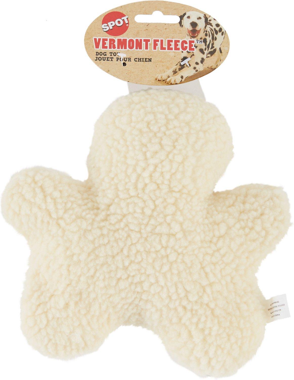 Ethical Pet Fleece Chewman Dog Toy