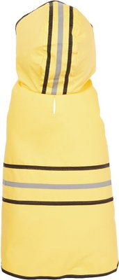 Ethical Pet Fashion Rainy Days Slicker Raincoat, Yellow, X-Large