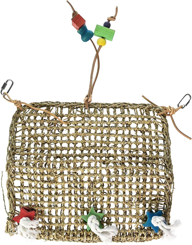 Penn-Plax Natural Weave Climbing Bird Cage Image