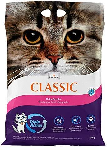Intersand Classic Baby Powder Cat Litter Image