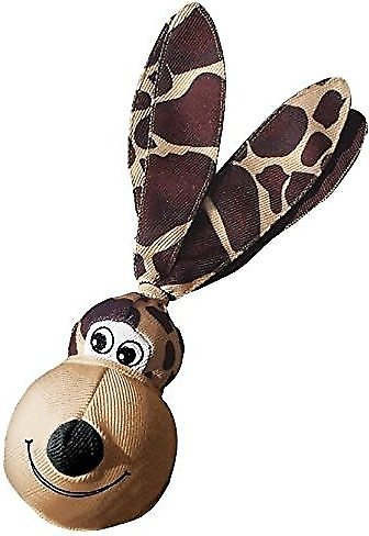 KONG Wubba Floppy Ears Dog Toy, Small