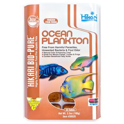 Hikari Bio-Pure Ocean Plankton Fish Treats, 3.5-oz