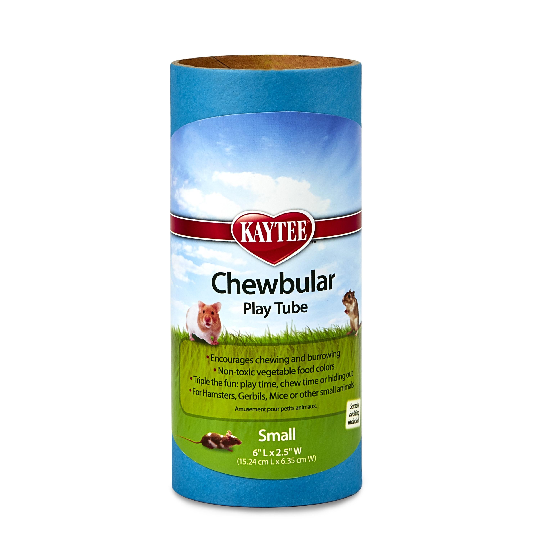 Kaytee Chewbular Small Animal Play Tube Image