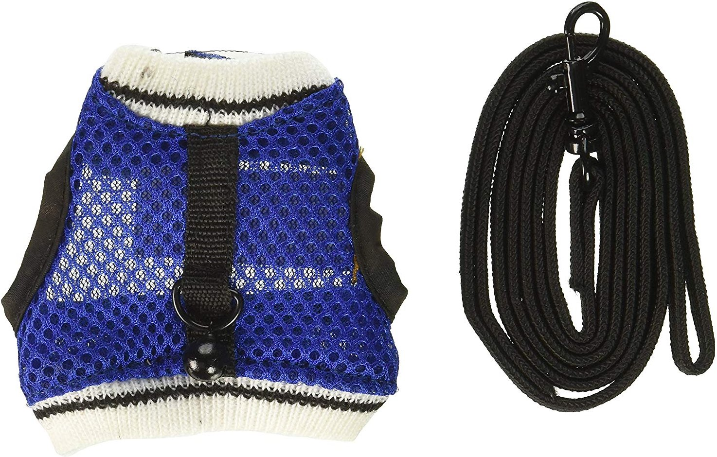 Ware Sporty Jogging Vest Small Animal Harness & Leash, Medium