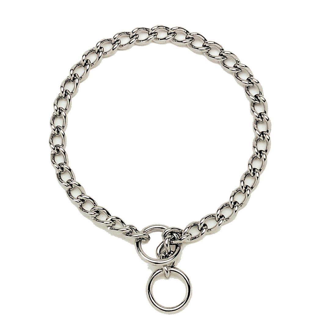 Coastal Titan Chain Training Dog Collar, 3-mm, 20-in