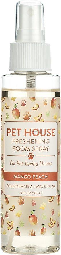 Pet House Mango Peach Freshening Room Spray, 4-oz