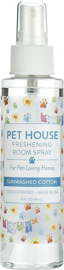 Pet House Sunwashed Cotton Freshening Room Spray, 4-oz