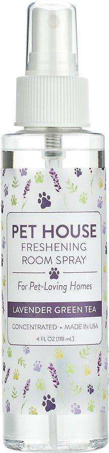 Pet House Lavender Green Tea Freshening Room Spray, 4-oz