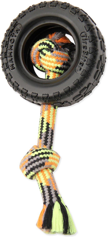 Mammoth Tirebiter II Rope Dog Toy, Small
