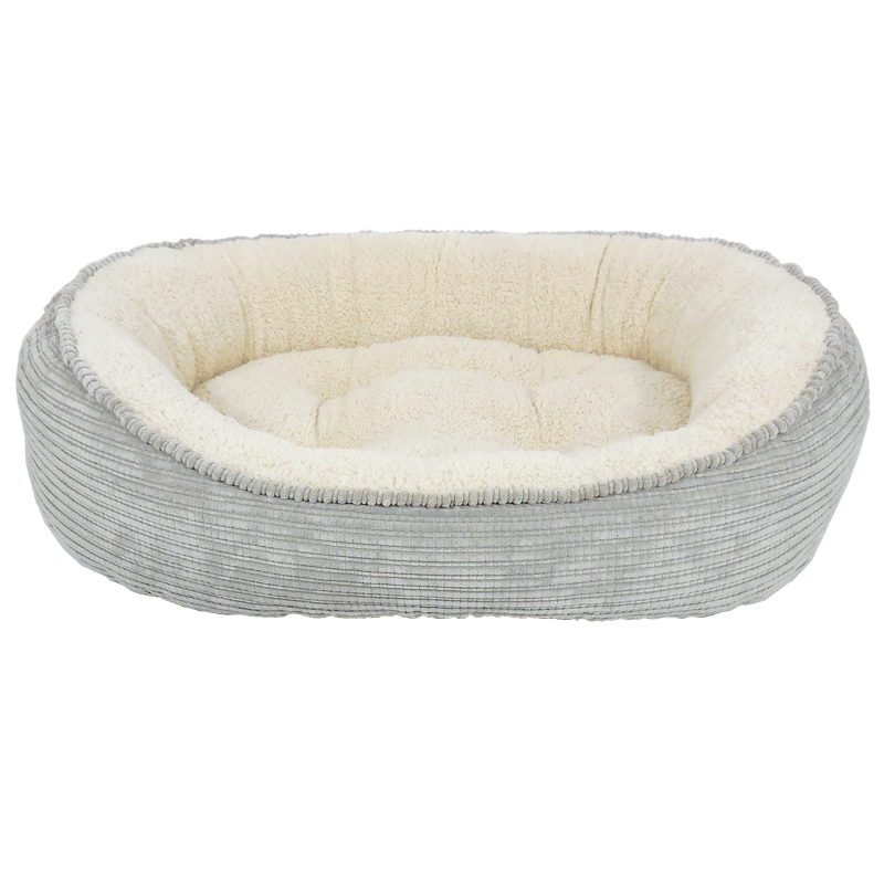 Arlee Pet Products Cody The Original Cuddler Sterling Silver Pet Bed, Small