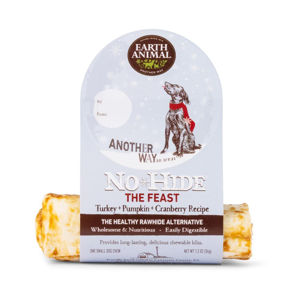 Earth Animal No-Hide The Feast Dog Treats Image