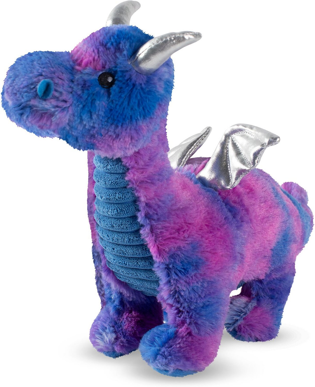 Pet Shop by Fringe Studio Norbert the Blue Dragon Dog Toy