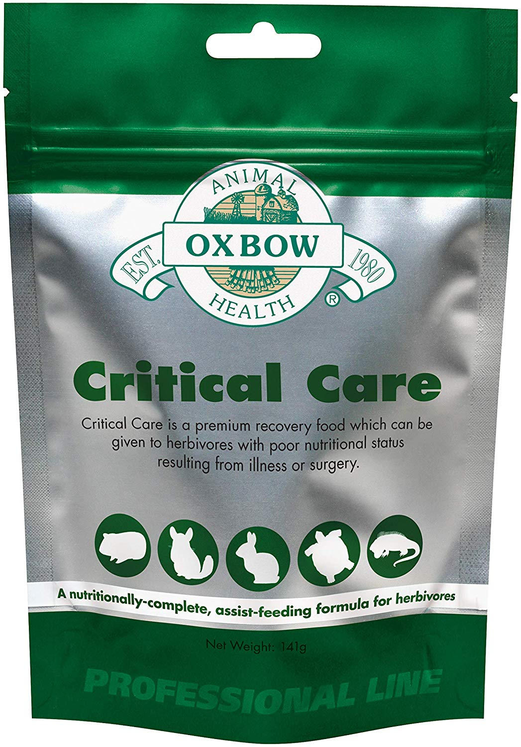 Oxbow Critical Care Anise Flavored Pet Suppliment Image