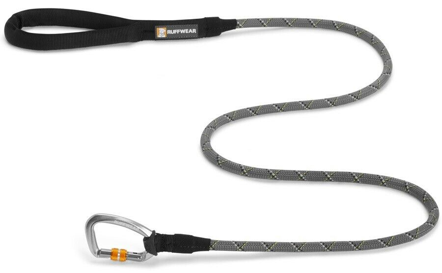 Ruffwear Knot-a-Leash Dog Leash, Granite Gray, Large