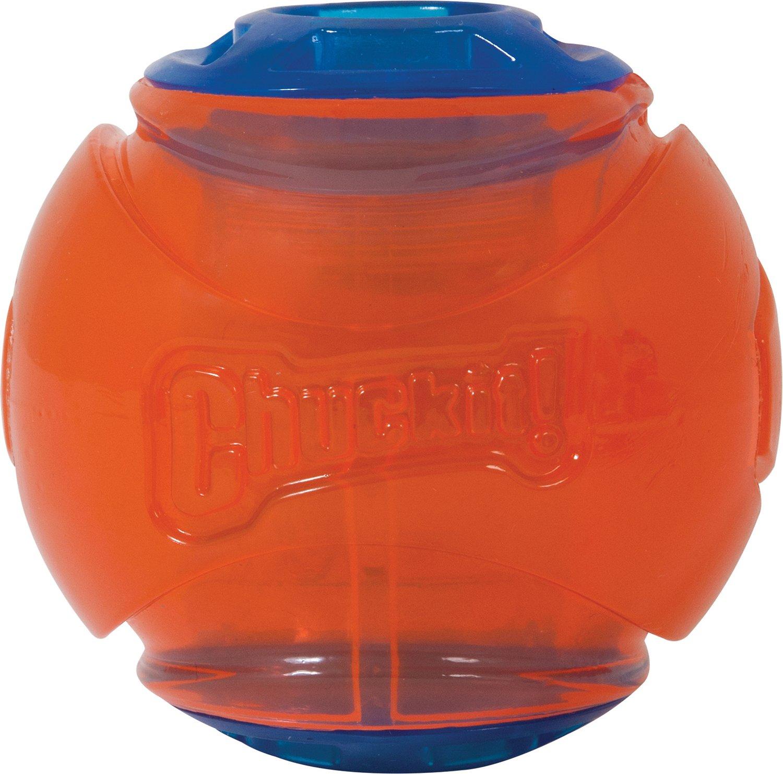 Chuckit! Flash LED Ball Dog Toy, Medium