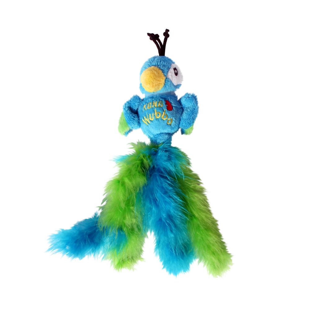 Kong Wubba Bird Catnip Toy, Assorted Colors