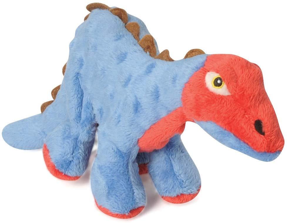 Godog Stegosaurus Spike Chew Guard Dog Toy Image