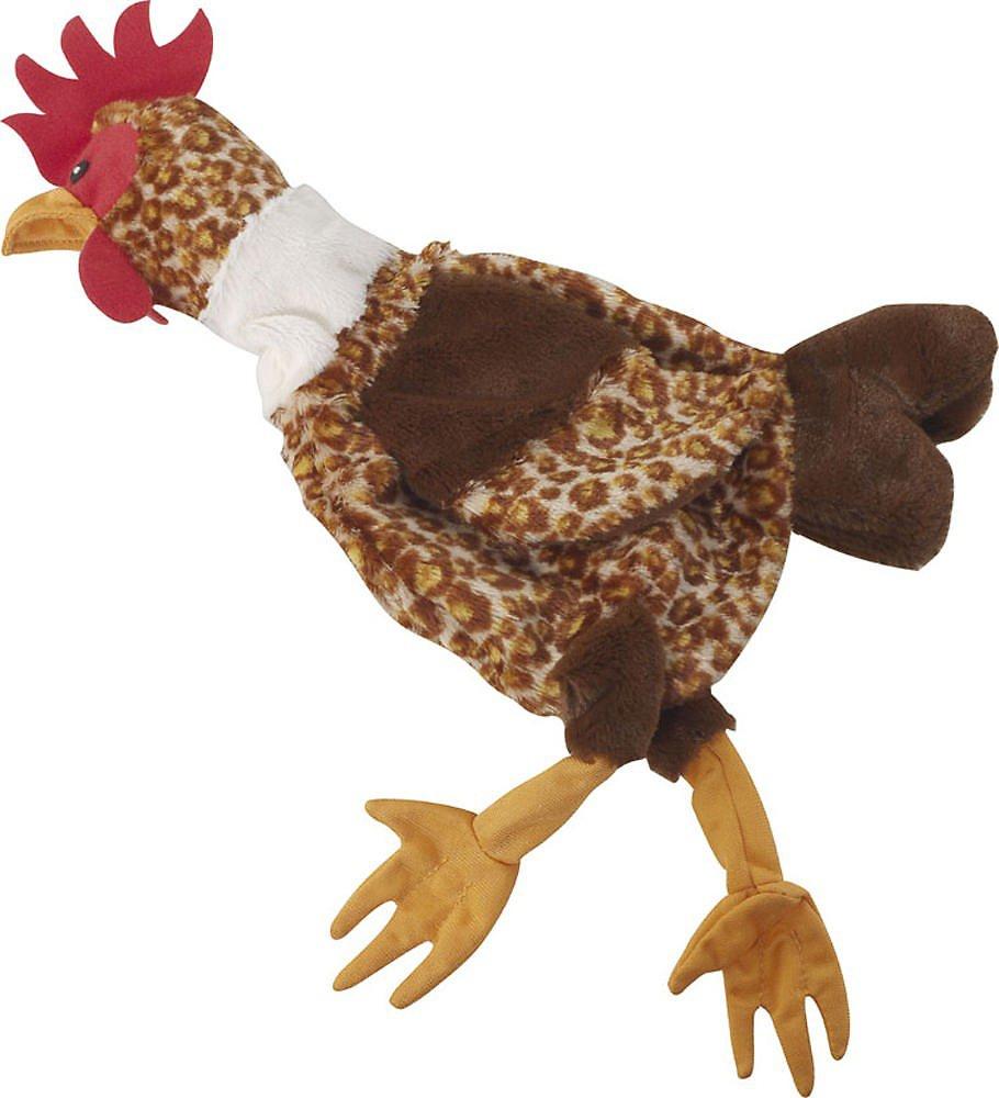 Ethical Pet Skinneeez Barnyard Series Chicken Stuffingless Dog Toy