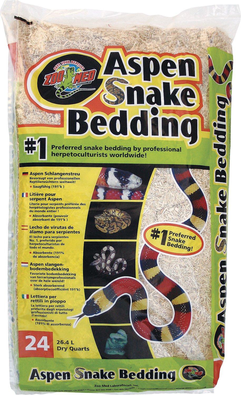 Zoo Med Aspen Snake Bedding Image