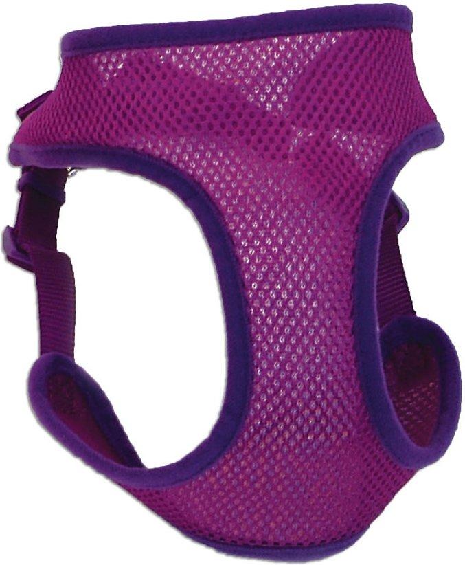 Coastal Comfort Soft Wrap Adjustable Dog Harness, Orchid, Small