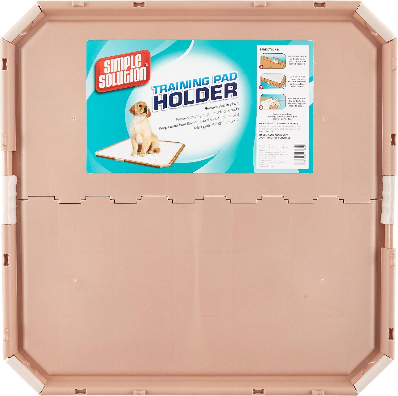 Simple Solution Training Pad Holder