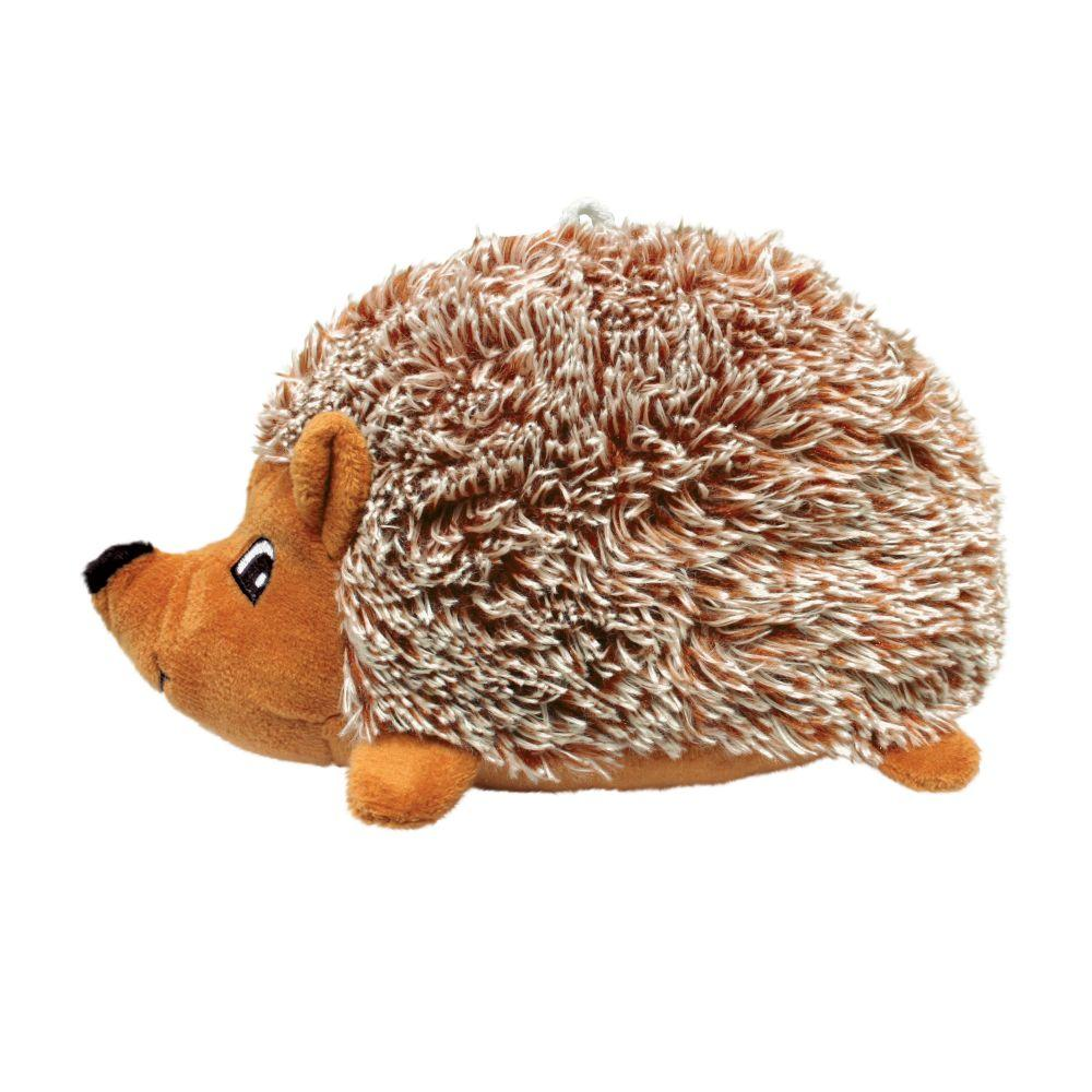 KONG Comfort Hedgehog Dog Toy, Assorted, Medium