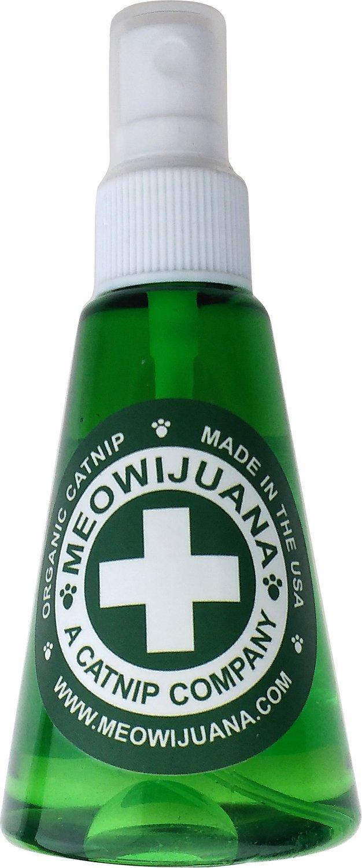 Meowijuana Catnip Spray, 3-oz