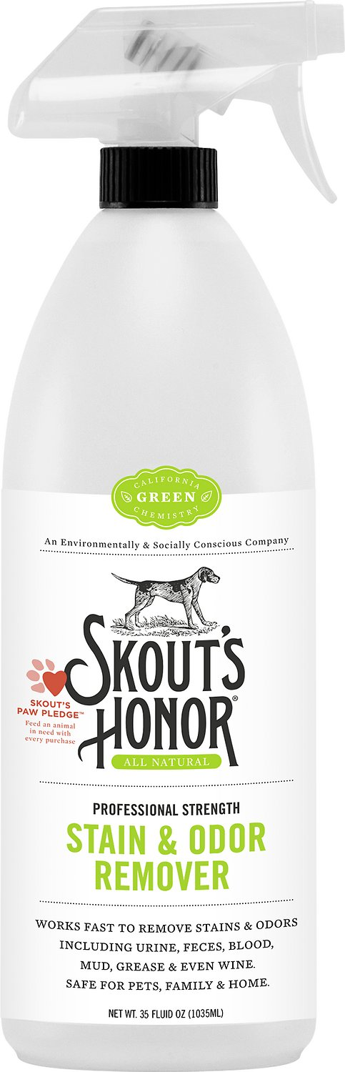 Skout's Honor Professional Strength Stain & Odor Remover Image