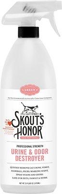 Skout's Honor Professional Strength Urine & Odor Destroyer, 35-oz