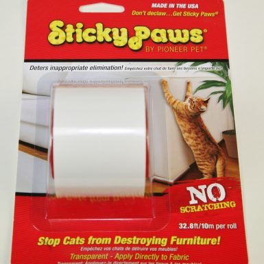 Pioneer Pet SmartCat Sticky Paws on a Roll Image