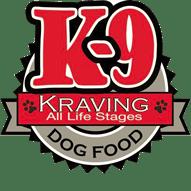 K-9 Kraving Green Tripe Raw Frozen Dog Food, 1-lb rolls
