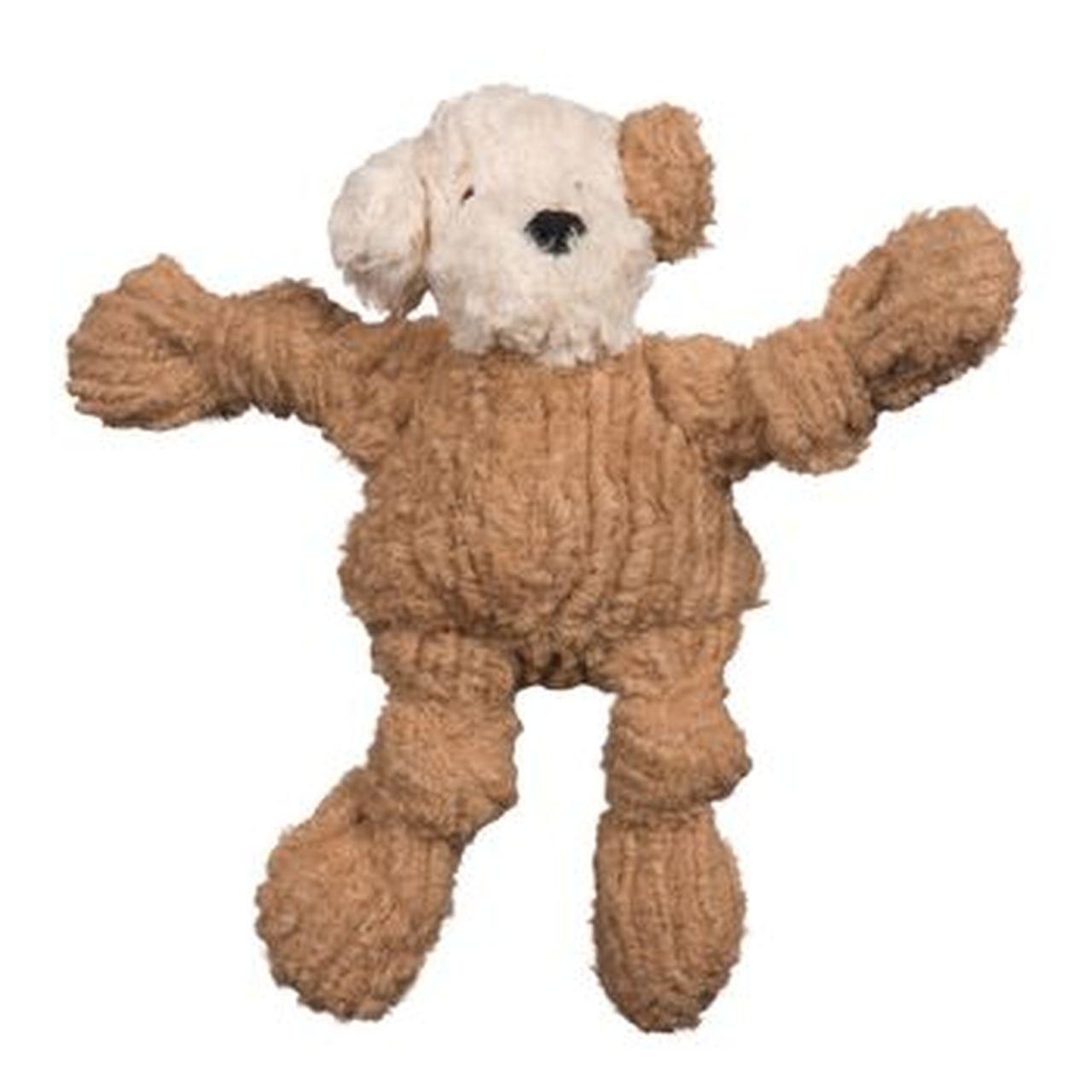 HuggleHounds Knottie HuggleMutt Lulu Dog Toy, Small
