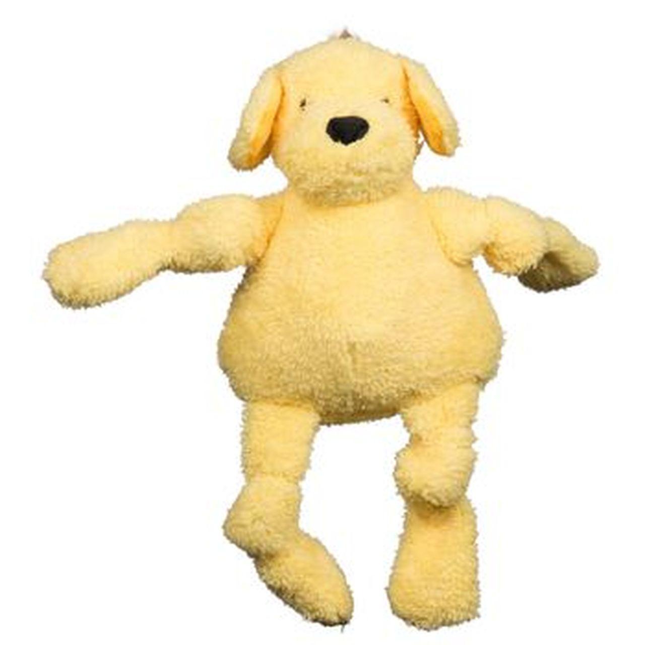 HuggleHounds Knottie HuggleMutt Roxie Dog Toy Image