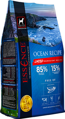 Essence LIR Ocean Recipe Dry Dog Food, 25-lb