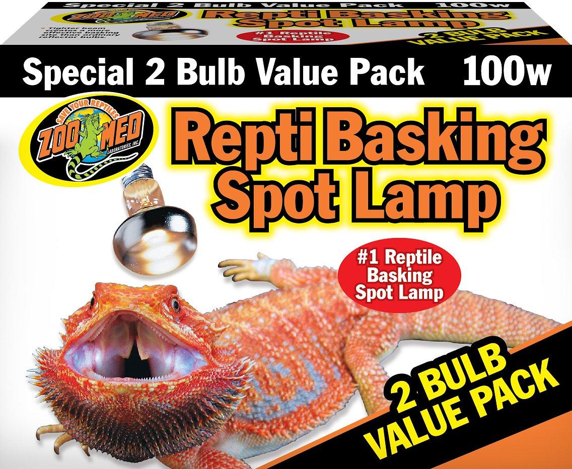 Zoo Med Repti Basking Reptile Spot Lamp Image