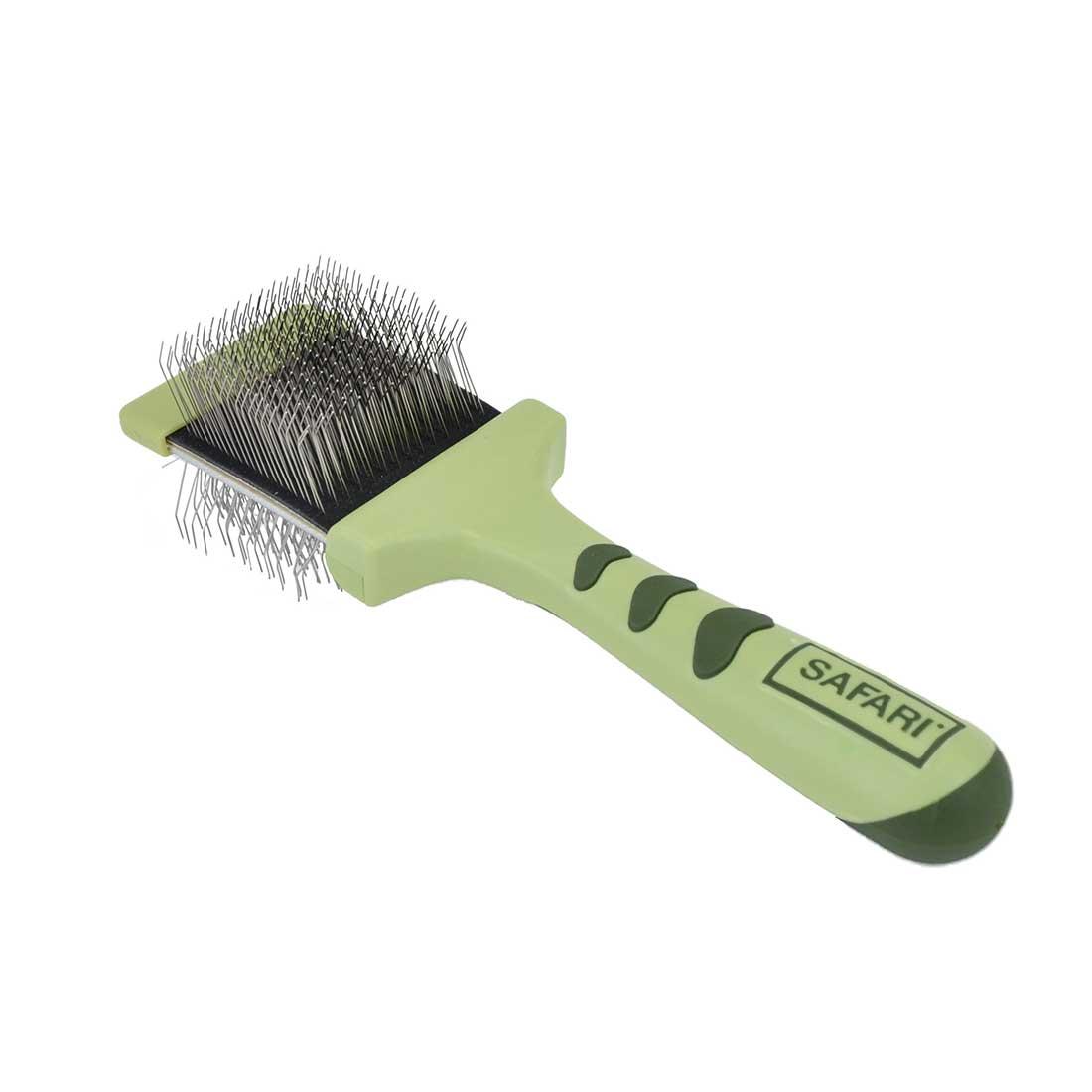 Safari Flexible Slicker Cat Brush