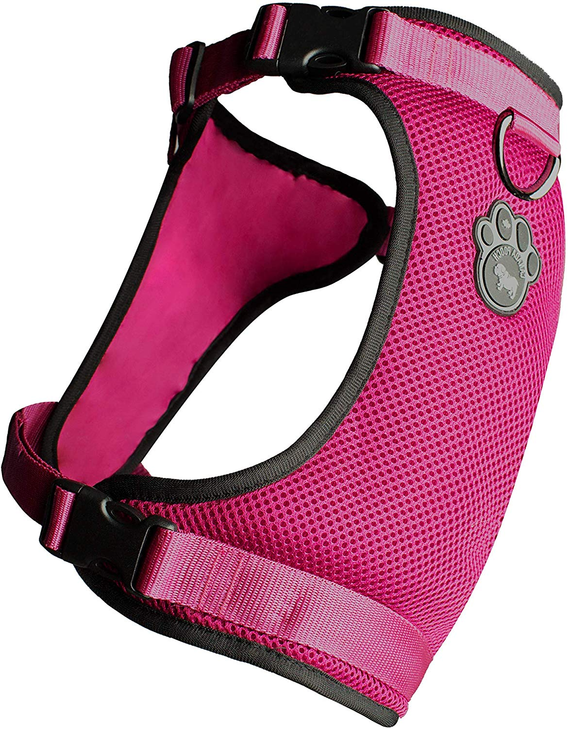 Canada Pooch The Everything Mesh Dog Harness, Pink, Small