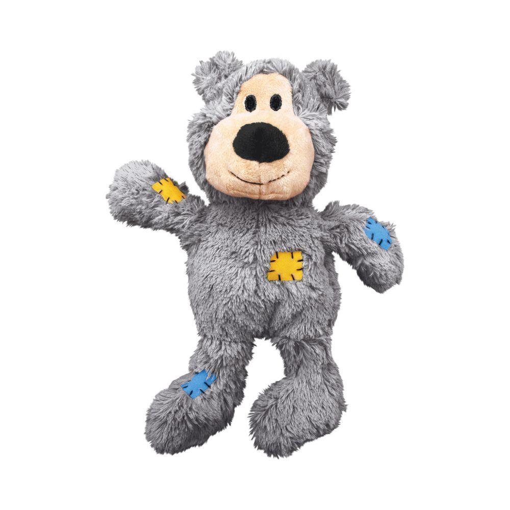 KONG Wild Knots Bear Dog Toy, Color Varies, X-Large
