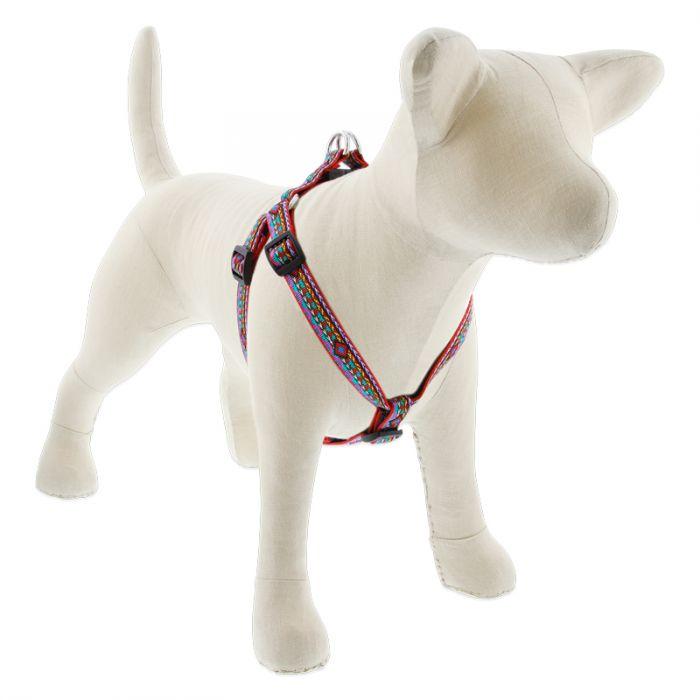 Lupine Pet Original Designs Step In Dog Harness, El Paso, 3/4-in x 20-30-in